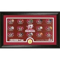 Alabama Crimson Tide 2017 CFP Championship Pano Photo Mint - Multi-color