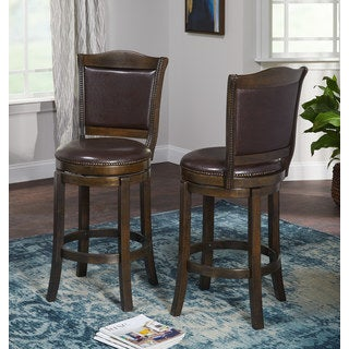 Simple Living Adam Pub Stools - Set of Two