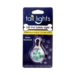 LED collar charm