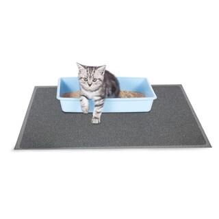 The Kitty PVC Litter Box Mat