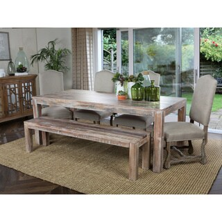Carbon Loft Bell Reclaimed Wood 82-inch Dining Table