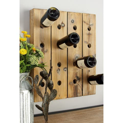 Carbon Loft Eastman Classy Wall Mount Wine Rack with 16 Slots
