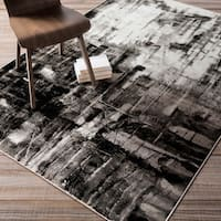 "Carbon Loft Moreno Abstract Area Rug - 5'2"" x 7'6"""