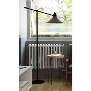 Carbon Loft Daniels Mid-Century Modern Floor Lamp - N/A