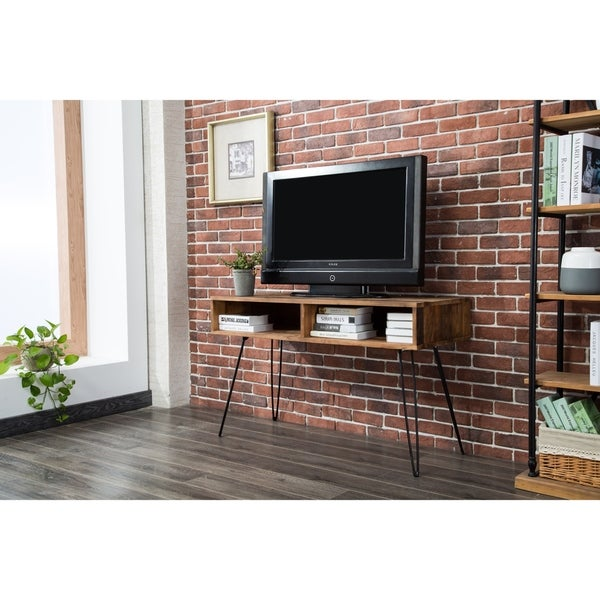Carbon Loft Lee Reclaimed Fir 48-inch TV Stand - 48 inches long x 20 inches wide x 29 inches high