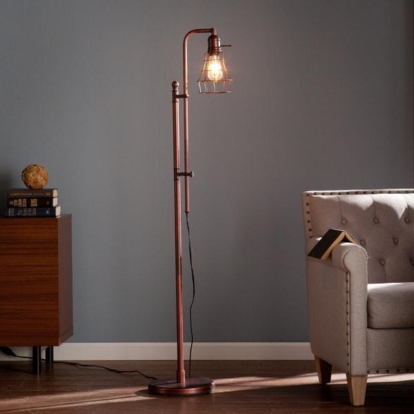 Carbon Loft Harper Floor Lamp