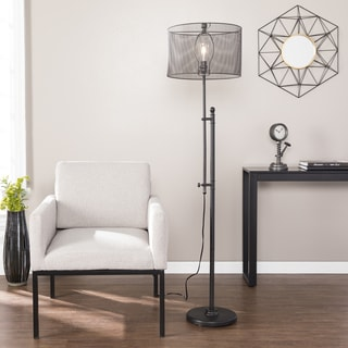 Carbon Loft Hopper Floor Lamp