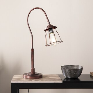 Carbon Loft Drew Table Lamp
