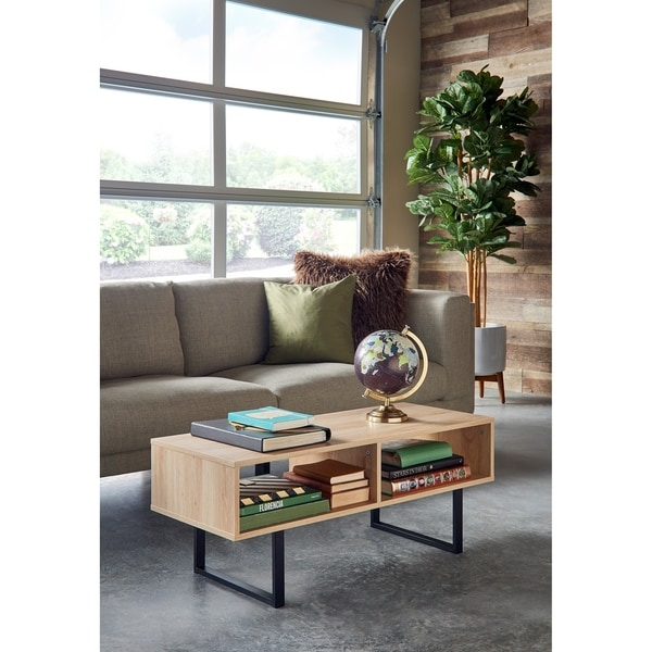 Marvelous Carbon Loft Morse Industrial Coffee Table