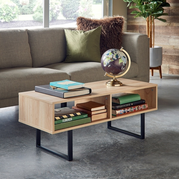 Carbon Loft Morse Industrial Coffee Table