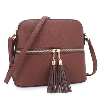 b7d0410f3ce6 Buy Orange Crossbody   Mini Bags Online at Overstock