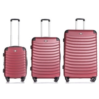 RivoLite Mia Hard-Sided Luggage Spinner Set (3-Piece)
