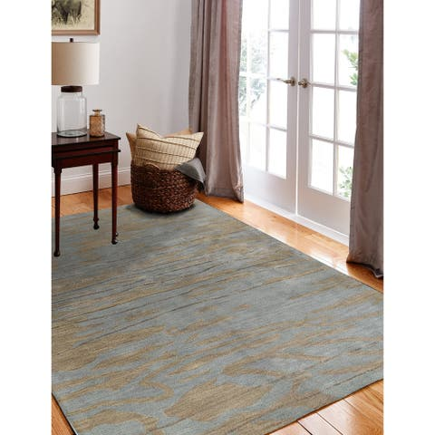 Taylor Contemporary Hand Tufted Area Rug
