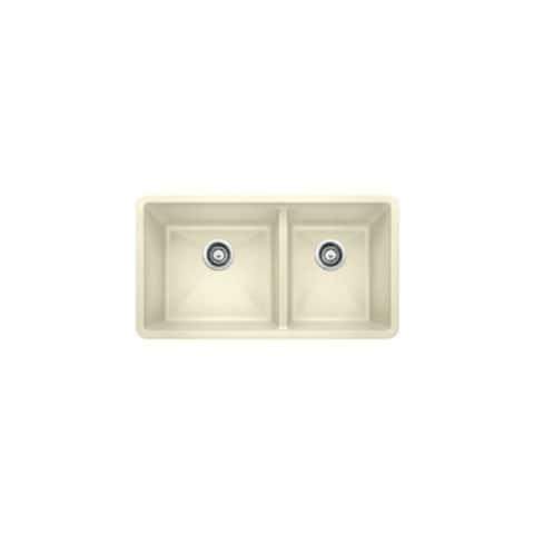 Blanco Precis 1.75 Undermount Sink 441127 Biscuit