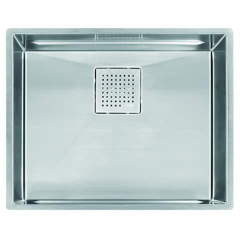 Franke Peak Undermount Kitchen Sink - 24 x 20