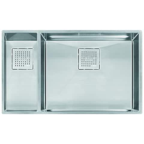 Franke Peak Undermount Kitchen Sink - 39 x 29