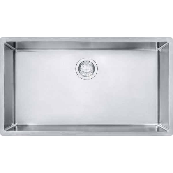 Exceptionnel Franke Cube 18G Stainless Steel Kitchen Sink CUX11030 Stainless Steel