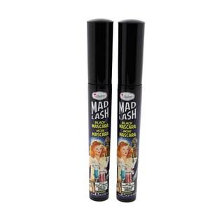 theBalm Cosmetics Mad Lash Full Size Duo Set Black