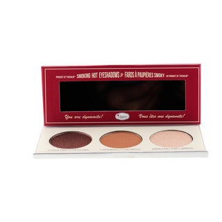 theBalm Cosmetics SmokeBalm Vol. 4 Foiled Eyeshadow Palette