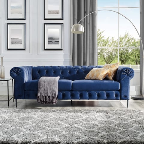 Buy Velvet Sofas & Couches Online at Overstock | Our Best Living ...