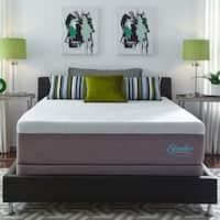 Slumber Solutions Choose Your Comfort 14-inch King-size Memory Foam Mattress Set