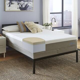Slumber Solutions Essentials 12-inch Full-Size Memory Foam Mattress Set
