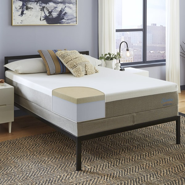 Shop Slumber Solutions Essentials 12 Inch Cal King Size