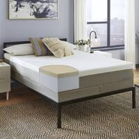 Slumber Solutions Choose Your Comfort 12-inch Queen-size Memory Foam Mattress Set
