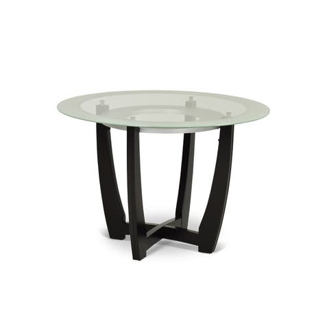 Vashon Glass Top Dining Table by Greyson Living