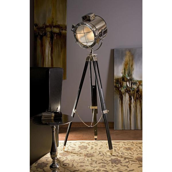 Urban Designs 72-Inch Cinema Studio Spotlight Floor Tripod Lamp