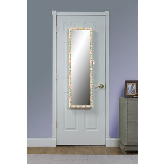 Garden Over the Door Cosmetic Armoire Mirror