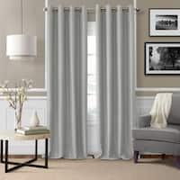 Elrene Brooke Blackout Window Curtain Panel