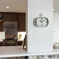 "Yosemite Home Décor ""Chateau Mayne"" Wall Clock"