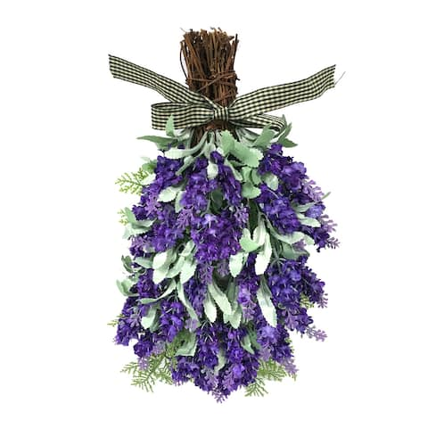 DOOR HANGING LAVENDER
