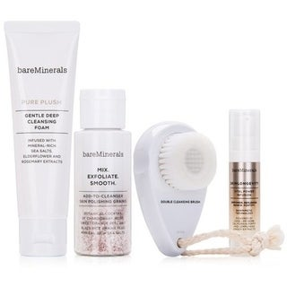 bareMinerals 4-piece Skinsorials Double Cleansing Method