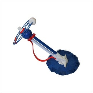 Automatic Suction Pool Cleaner with 32' Hose - White