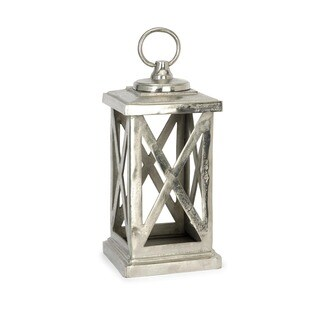 Urban Designs 26-Inch Heavyweight Aluminum Cast Candle Holder Lantern