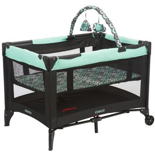Cosco® Funsport® Deluxe Play Yard in Spritz