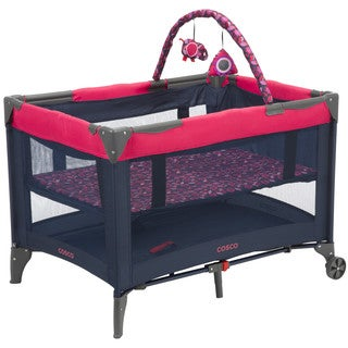 Cosco® Funsport® Deluxe Play Yard in Geo Floral