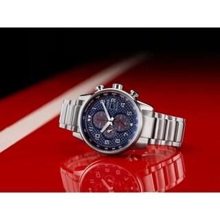 Citizen Men's CA0680-57L Eco-Drive Primo Chronograph Watch