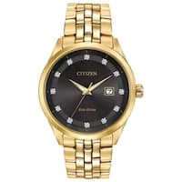 Citizen Men's BM7252-51G Eco-Drive Corso Watch