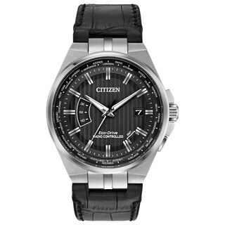 Citizen Men's CB0160-00E Eco-Drive World Perpetual A-T Watch
