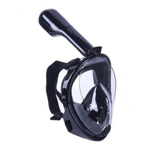 Full Face Snorkel Mask Go Pro Compatible (More options available)