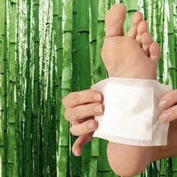 Bamboo and Herbal Detox Foot Patches (Pack Of 20)
