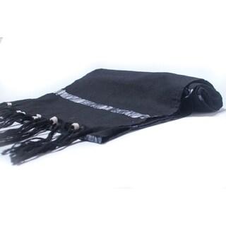 Handmade batik cotton scarf (Ghana)