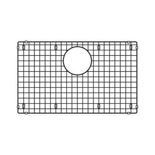 """Blanco Precis 27"""" Single Grid 234059 Stainless"""