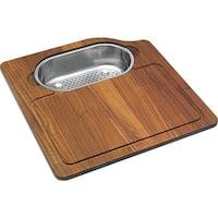 Franke Cutting Board OC-45SP Solid Wood