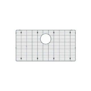 """Blanco Ikon 30"""" Apron Front Grid 233532 Stainless"""