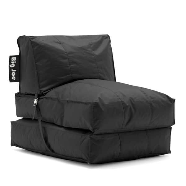 Wondrous Shop Big Joe Flip Lounger Bean Bag Chair Free Shipping Beatyapartments Chair Design Images Beatyapartmentscom