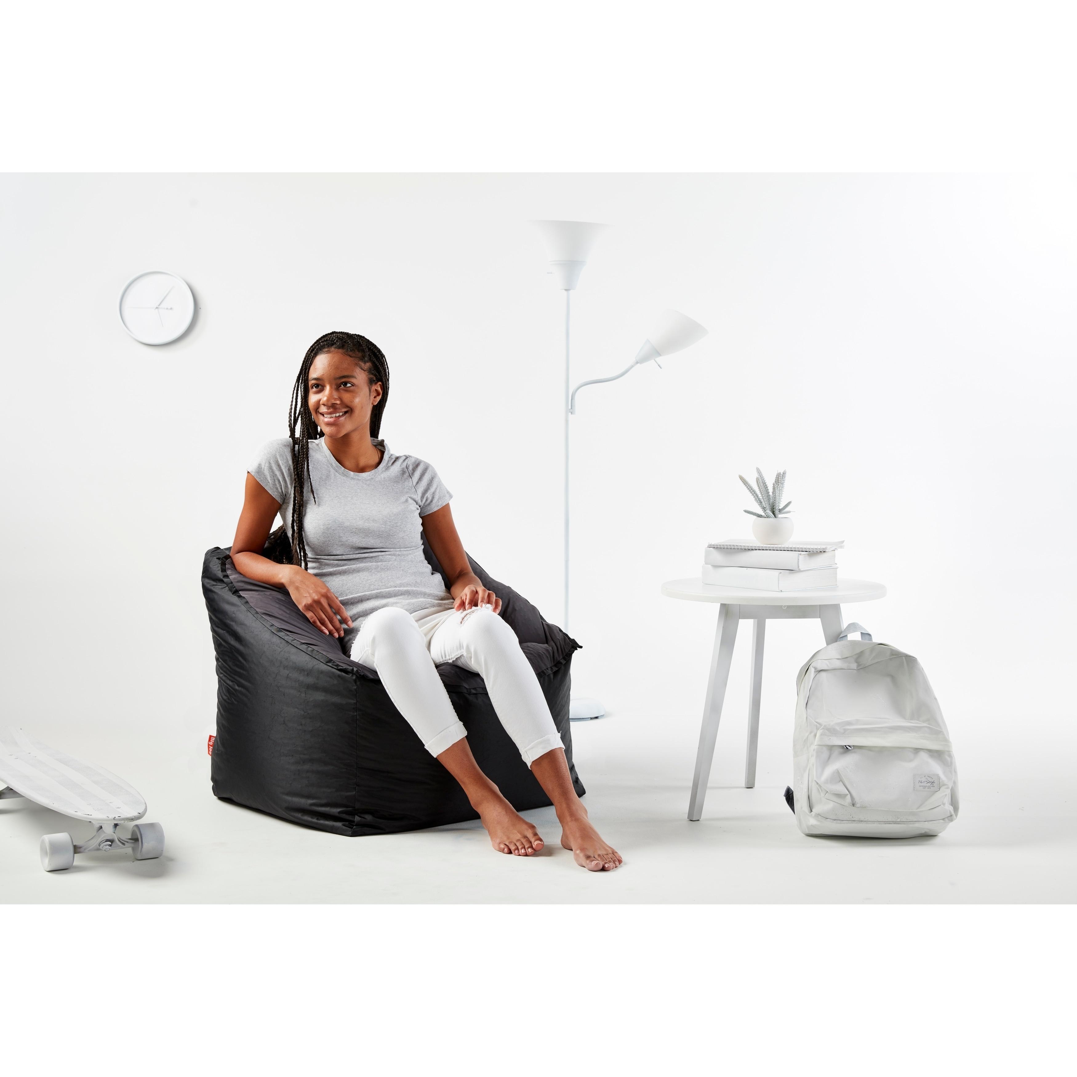 Phenomenal Big Joe Slalom Bean Bag Chair Ibusinesslaw Wood Chair Design Ideas Ibusinesslaworg